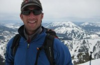 Jayson Simons-Jones of Crested Butte Mountain Guides
