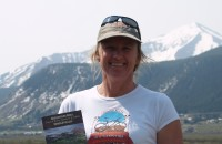 "Holly Annala, author of ""Holly's Ride Guides"""