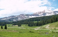 Kebler Pass Parcel