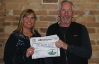 Gary and Joellen of the Gunnison Country Shopper