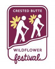 Wildflower Fest Logo Vertical